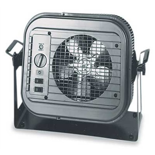 Best Buy Dayton 4E169 5000 Watt Electric Garage Heater ...