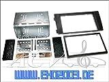 Clarion-Navigation-Auto-Radio-2-DIN-DVD-USB-mit-Bluetooth-passend-fr-Audi-A6-Avant-C5-4B-Facelift-052001-2005-incl-Einbauset-Aktivsystemadapter