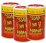 Slap Ya Mama Hot - THREE (3) 8oz Cani...