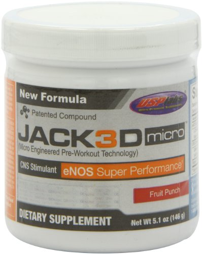 Usp Labs Jack 3D Micro Punch, 5.1 Ounce