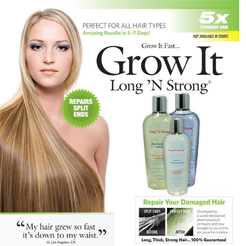 Want Longer Hair Want Stronger Hair Grow Hair Fast Buy Long N