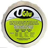 UGlu MTR1065 Industrial Tape Roll, 1-Inch-by-65-Foot