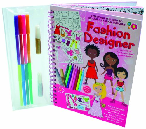Meadow Kids Wiro Book-Fashion Designer - 1