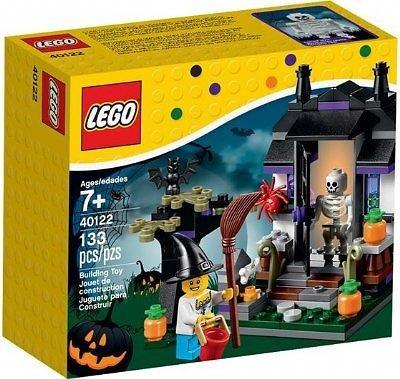 レゴ lego 40122 ハロウィン トリック・オア・トリートセット [並行輸入品]