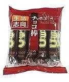 生活志向 チョコ棒 10本×12袋
