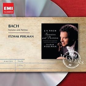 Sonatas and Partitas, Partita No. 1 in B Minor, BWV 1002: Double