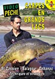 CARPES EN GRANDS LACS (2 DVD)