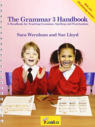 The grammar handbook. Per la Scuola elementare: 3 (Jolly Grammar)