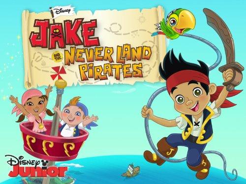 Amazon Com Jake And The Never Land Pirates Season 1