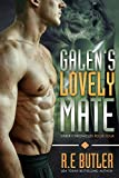 Galen's Lovely Mate (Saber Chronicles Book 4)