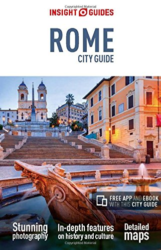 Rome City Insight Guides (Insight City Guides)