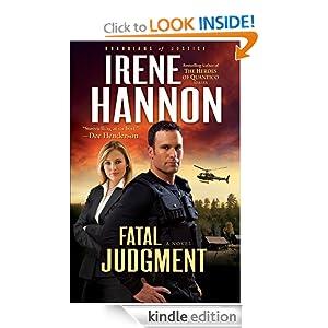 Fatal Judgment (Guardians of Justice)