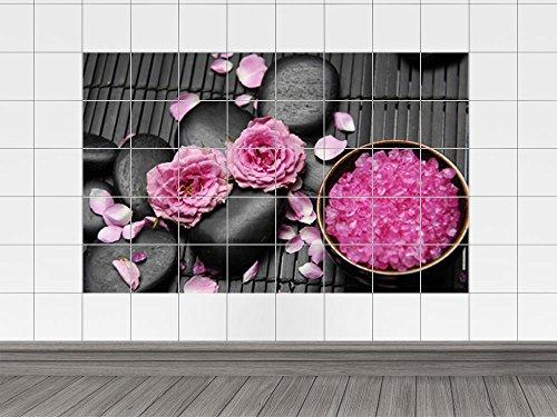baldosas-de-bano-de-sal-mural-en-rosa-con-flores-y-piedras-de-color-rosa-azulejo-15x15cm-imagen-105x
