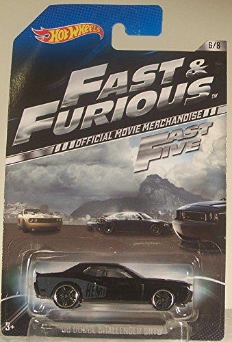2014 Hot Wheels Fast & Furious Limited Edition - '08 Dodge Challenger Srt8 Hemi [6/8]