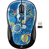 Logitech M325 - Wireless Mouse_ Bue Sky