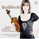 Sibelius, Lingberg: Viollin Conc