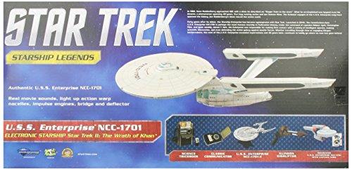 Diamond Select Toys Star Trek The Wrath of Khan Enterprise Ship