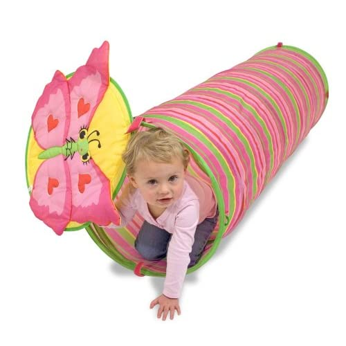 Melissa & Doug Sunny Patch Bella Butterfly Tunnel