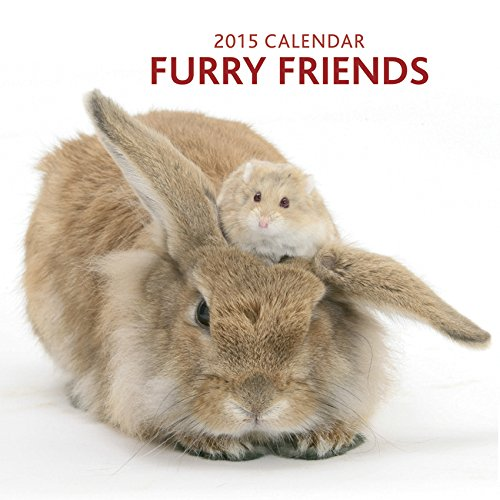 2015 Calendar: Furry Friends: 12-Month Calendar Featuring Wonderful Photography and Space in Write in Key Events