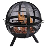 Lawn & Patio - Landmann USA 28925 Ball of Fire Outdoor Fireplace