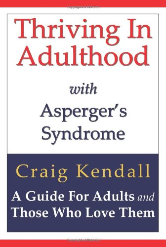 Thriving in Adulthood with Asperger's Syndrome PDF