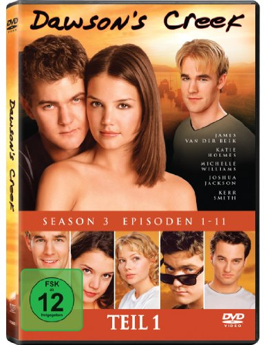 Dawson's Creek - Season 3, Vol.1 [3 DVDs]