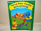 img - for Three Bear Family: Activitiy Book, Grades K-3 book / textbook / text book