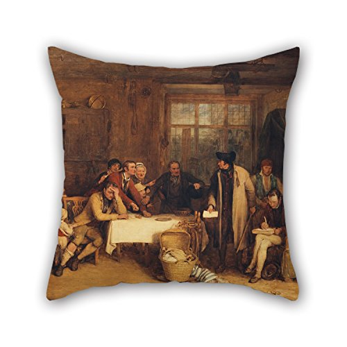 loveloveu-oil-painting-sir-david-wilkie-distraining-for-rent-cushion-covers-16-x-16-inches-40-by-40-