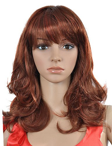 [Wigs have an attractive convenience fashion Capless Long Top Grade Quality Synthetic Lovely Curly Hair] (Danny Sandy Grease Costumes)