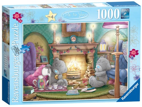 Me To You Tea For Two Jigsaw Puzzle, 1000-Piece