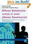 Offener Demokratieschutz in einer off...