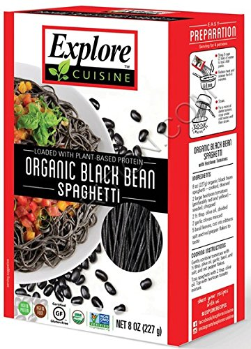 Explore Asia Organic Black Bean Spaghetti,