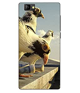 LYF WIND 7 Printed Back Cover By Case Cover