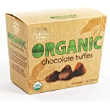Organic Chocolate Truffles by Truffettes de France (7 ounce)