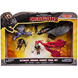 How to Train Your Dragon 2 Exclusive Figure 6-Pack Ultimate Dragon Heroes Team Set
