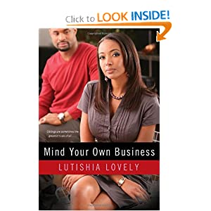 Mind Your Own Business - Lutishia Lovely