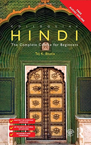 Colloquial Hindi: The Complete Course for Beginners (Colloquial Series (Book Only)) PDF