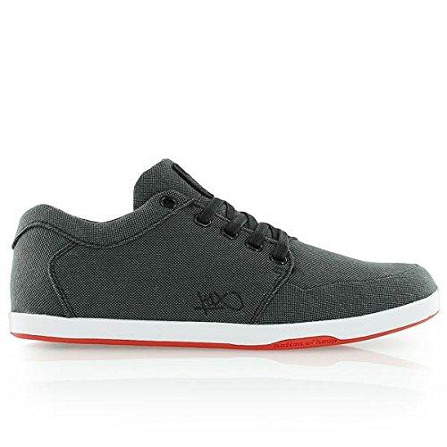 K1X - LP LOW - black tweed red, Dimensione:47.5