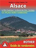 echange, troc Barbara Christine Titz, Jörg-Thomas Titz - Alsace - La Route des Vins, Sundgau. Les 50 plus belles randonnées.