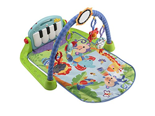 Fisher-Price BMH49 - Palestrina Baby Piano 4-in-1
