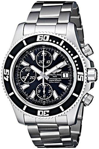 Breitling Men'S A1334102/Ba84Ss Superocean Chronograph Ii Chronograph Watch