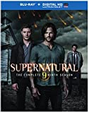 Supernatural: Season 9 [Blu-ray]
