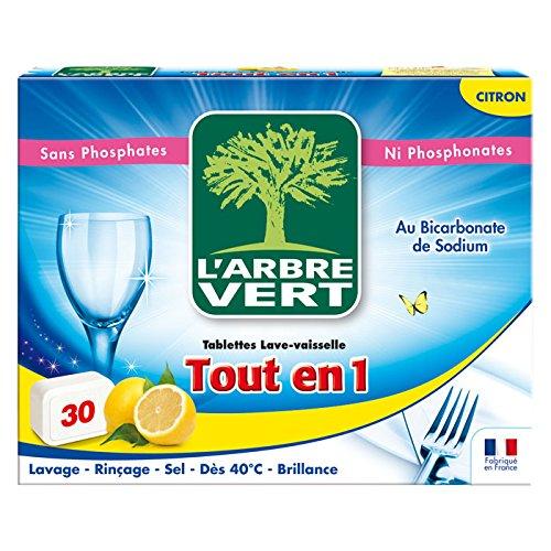larbre-vert-tout-en-1-pastilles-lave-vaisselle-citron-30-tablettes