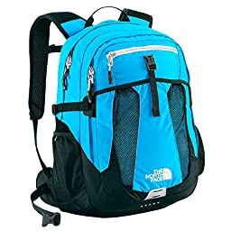 The North Face Unisex Recon Backpack (Quill Blue/Moonstruck Grey)