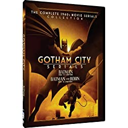 Gotham City Serials - Batman/Batman And Robin
