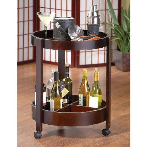 Wine Serving Cart