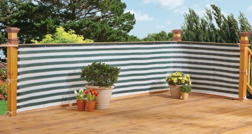 Deck & Fence Privacy Netting Screen by Bandwagon (Lattice Panels compare prices)