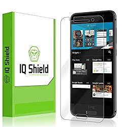 IQ Shield LiQuidSkin - HTC One A9 / HTC Aero Screen Protector & - HD Ultra Clear Film - Protective Guard - Extremely Smooth / Self-Healing / Bubble-Free Shield