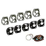 Cozy 495770 795083 5 Kits Joints et Membranes de Carburateur pour Moteur Briggs & Str