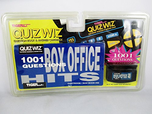 Box Office Hits (Question Book & Answer Cartridge) - 1